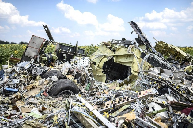 The aircraft went down in July 2014 killing all passengers onboard.