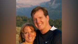 Dave Anderson and his wife, Jessica, along with another couple, were killed in a plan crash late Saturday night/Courtesy photo