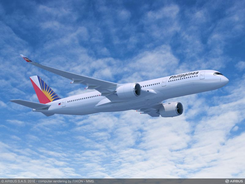 Picture from Airbus.