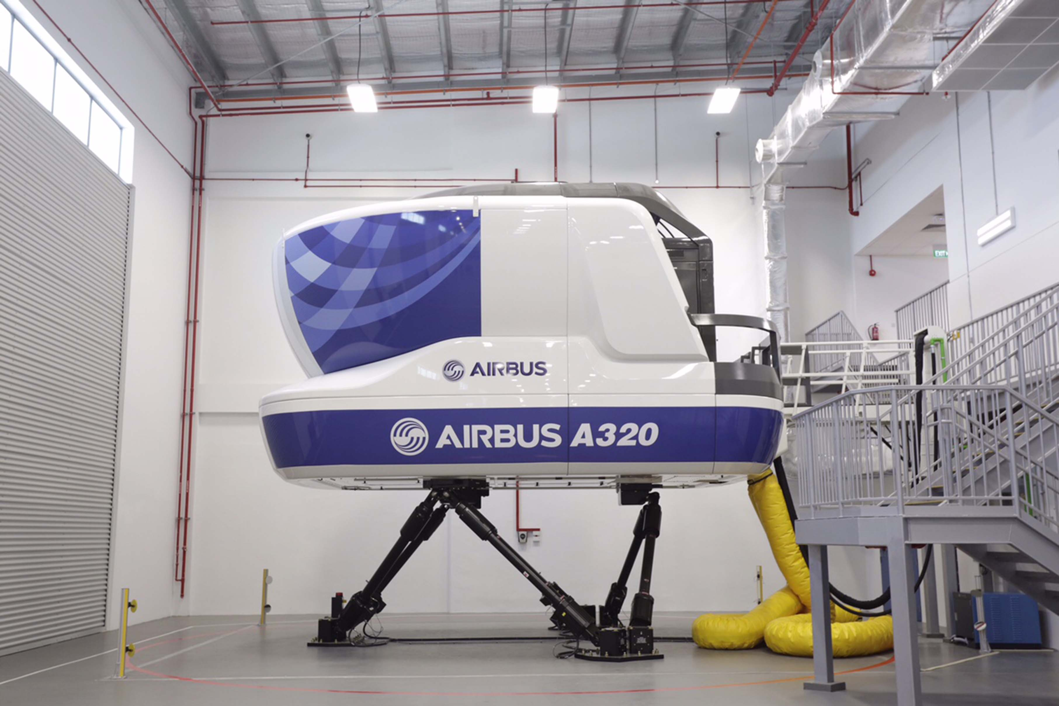 Some of the A320 Development has been moved into the States in their Alabama Plant.