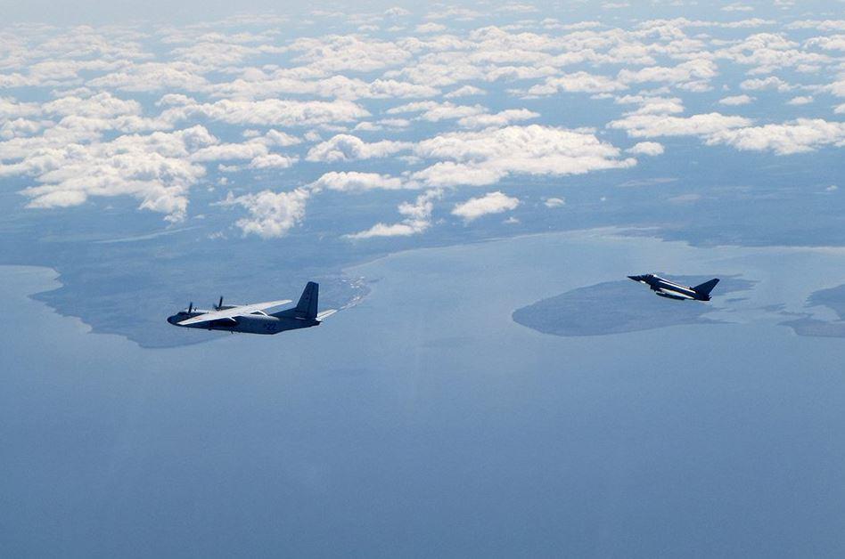 NATOBalticAirPolicingRAFRussianIntercept3