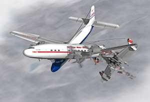 1956_Grand_Canyon_mid-air_collision