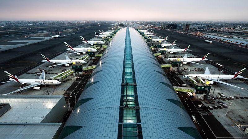 Flughafen Dubai Webcam