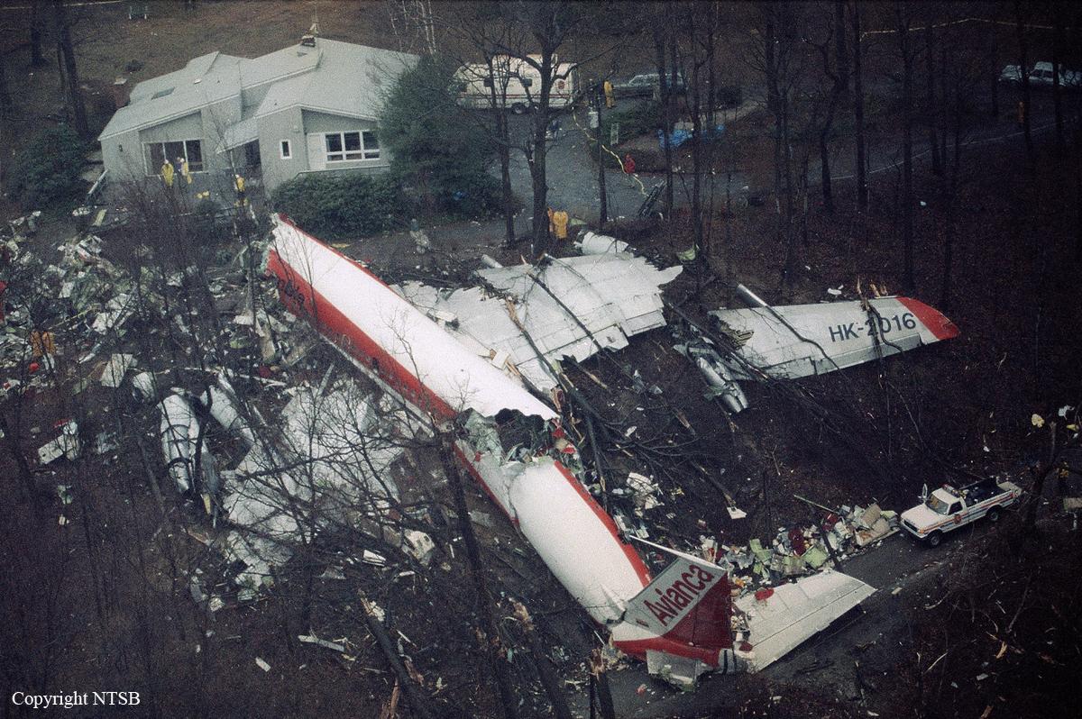 Alitalia Crash Long Island