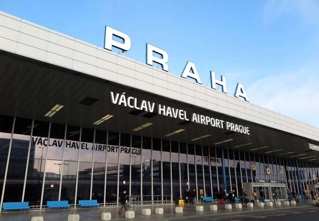 Prague Airport To Hotel