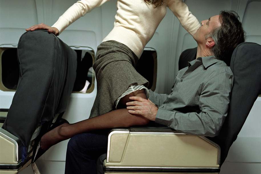 секс в аэропортах