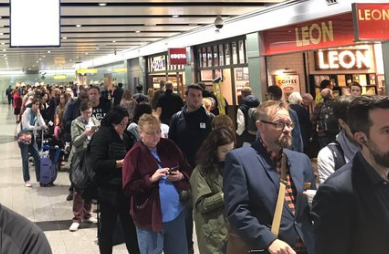 BREAKING Departures suspended at London Heathrow terminal 3 due to security  alert - AIRLIVE