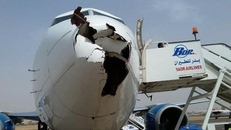 Alert Impressive Photos Of Badr Airlines Boeing 737 Bird