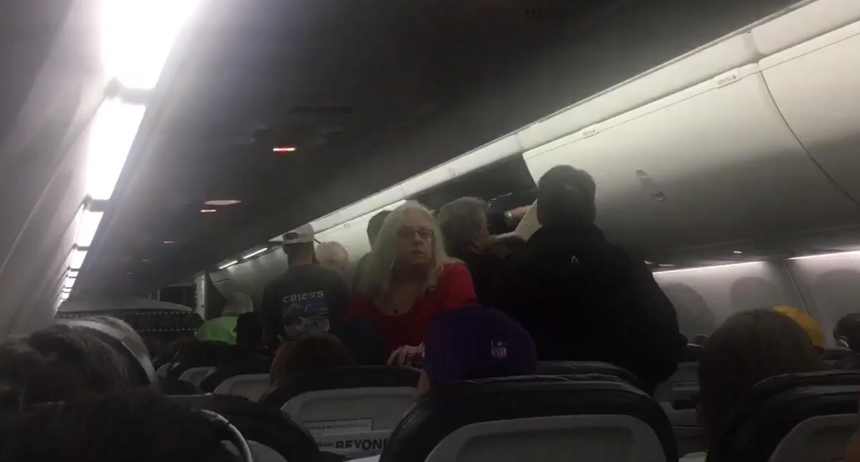 Alaska Airlines As146 Returned To Anchorage After A