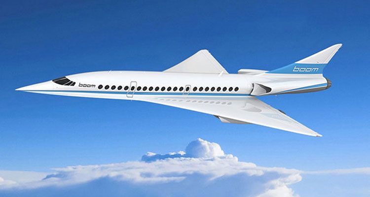 Qatar Airways Quot Very Interested Quot In Supersonic Aircraft