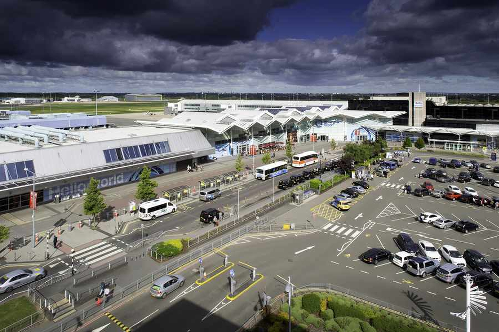 Alert Birmingham Airport Closed Due To Air Traffic Control