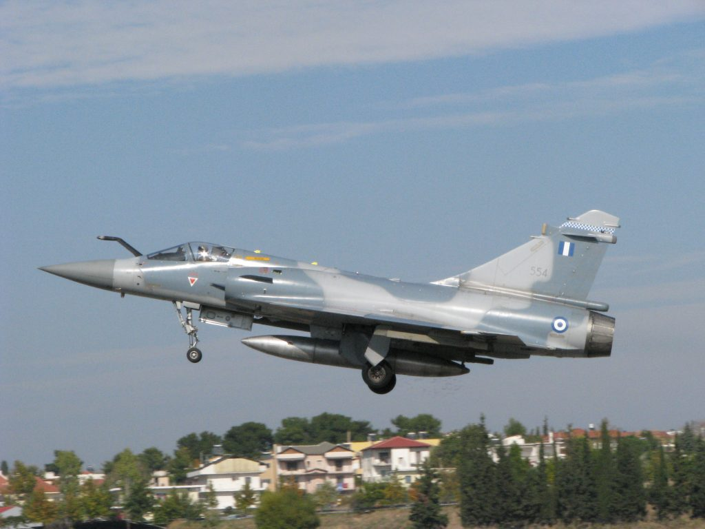 breaking greek fighter jet crashed in greece on its way to
