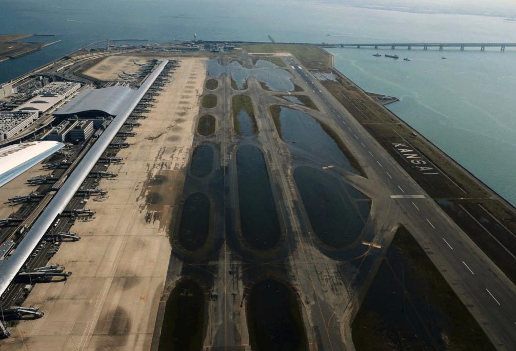 Osaka Kansai Airport To Reopen Partially Tomorrow After