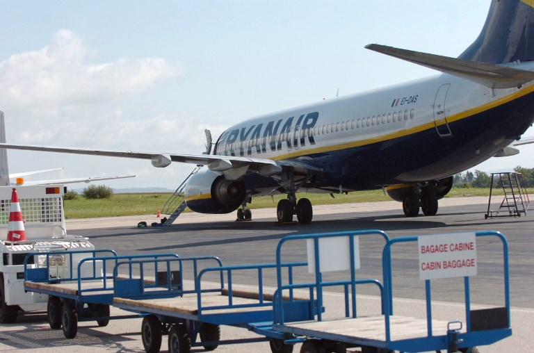 BREAKING French authorities seize Ryanair Boeing 737 in Bordeaux over aids dispute | AIRLIVE.net