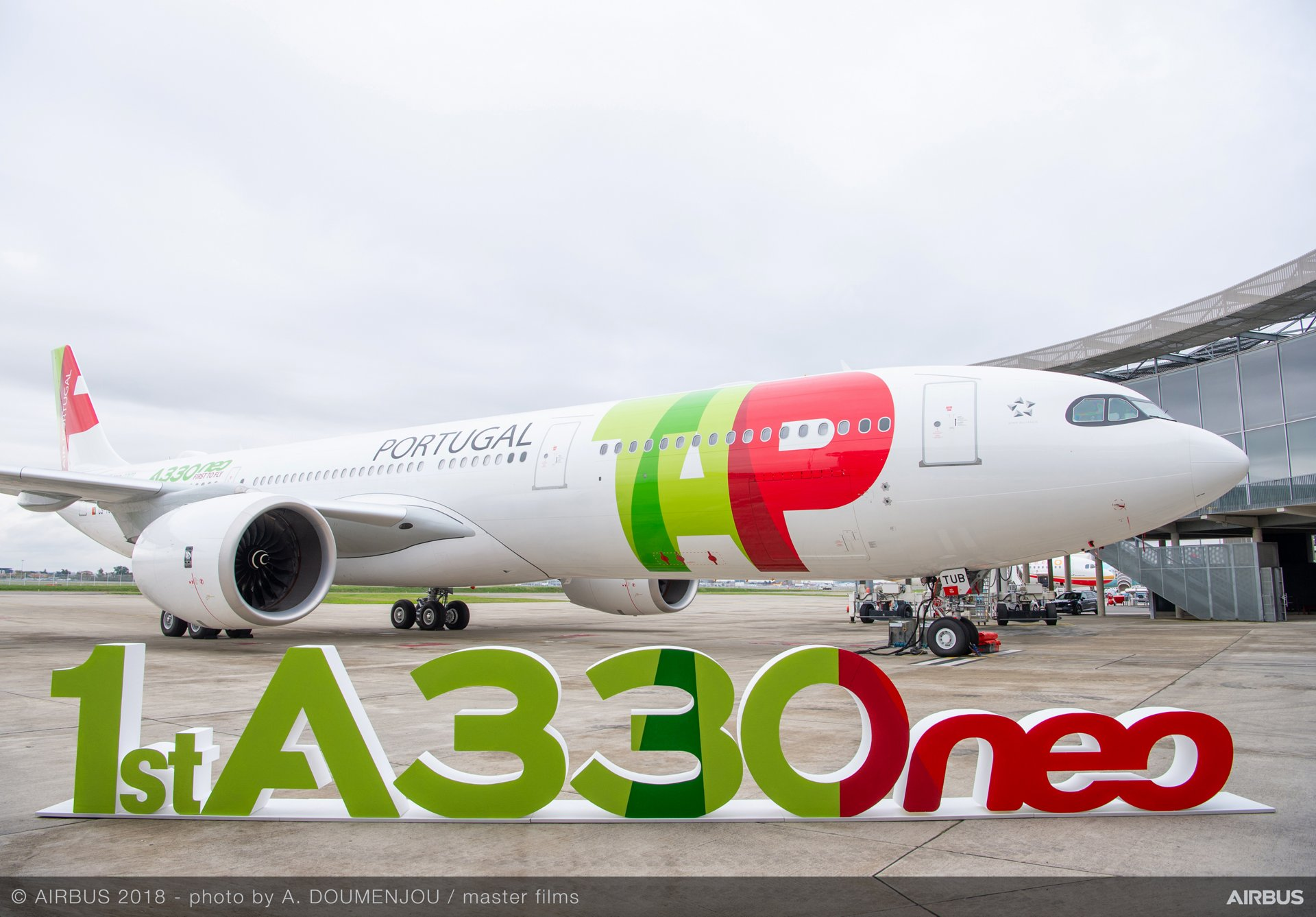 TAP Air Portugal is replacing almost all planes of its long-haul fleet