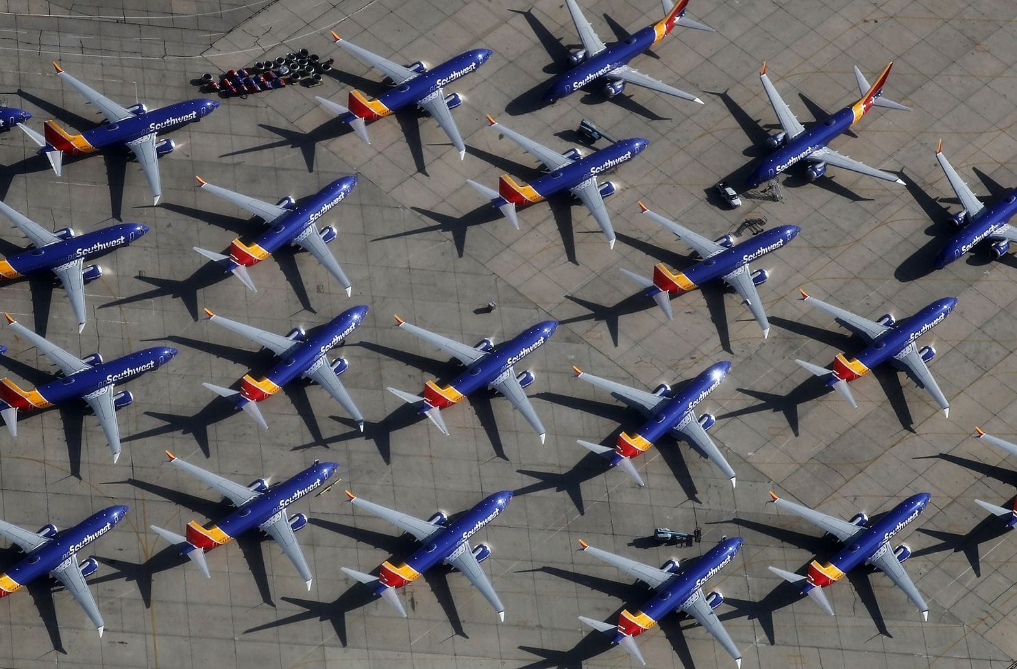 BREAKING Trading halted after Boeing doesn't expect regulators to allow the 737MAX to fly until June - Aviation news and store