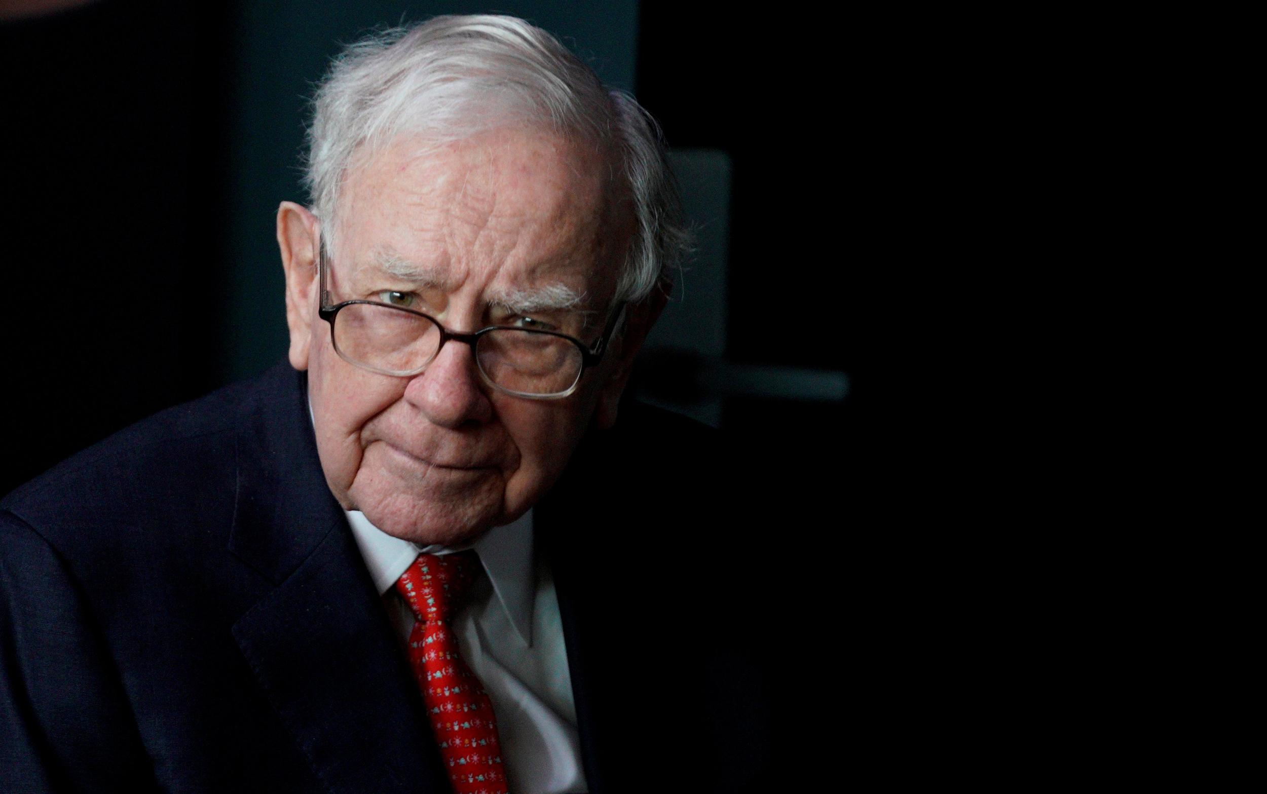 6. Warren Buffett Net Worth: $88.3 billion