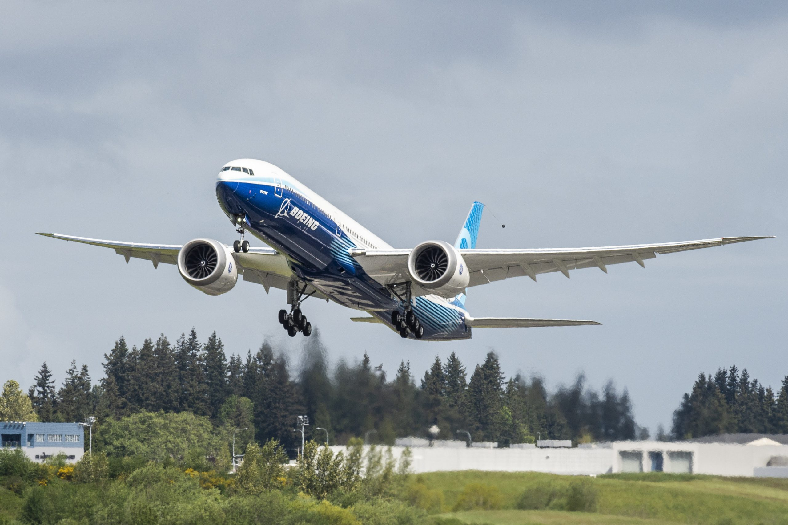 Delivery of first Boeing 777X may be delayed to 2022 - AIRLIVE