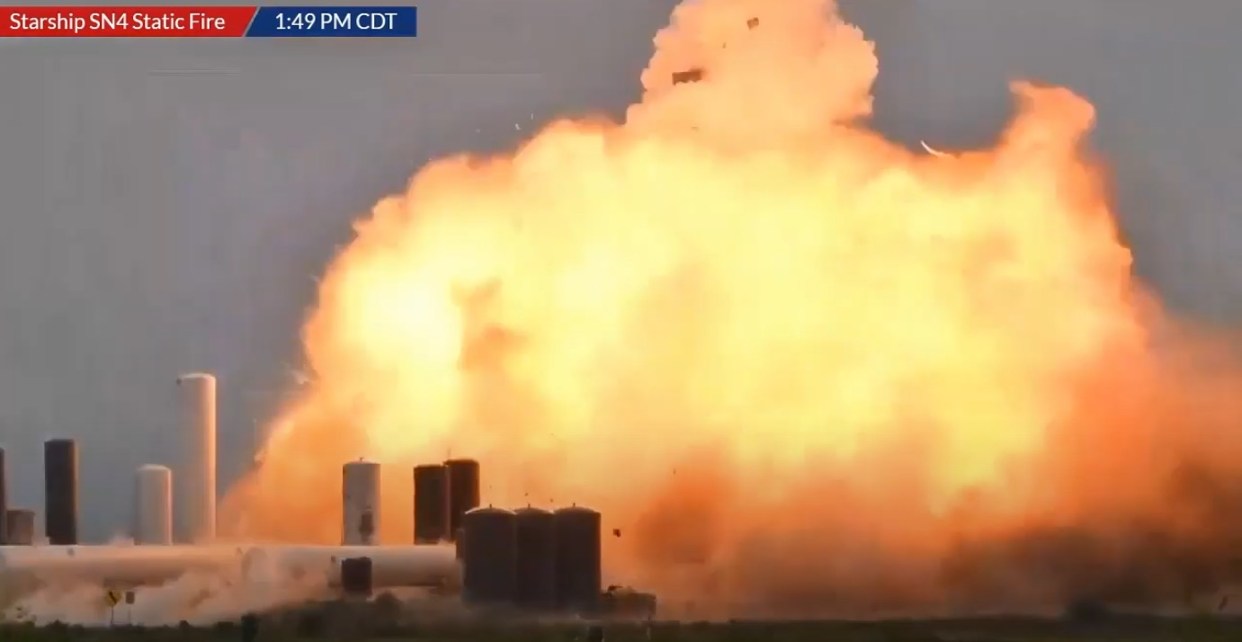 spacex explosion - photo #6