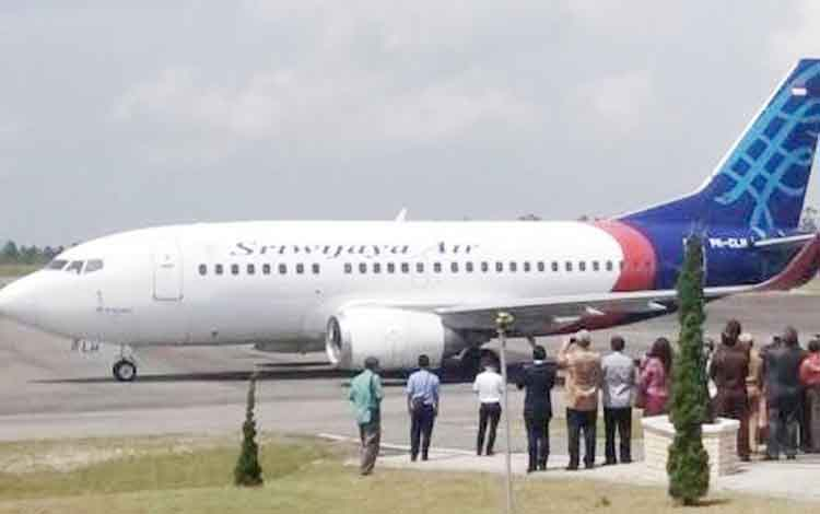 Breaking Sriwijaya Air Sj182 Boeing 737 Disappeared From Radars After Takeoff Airlive